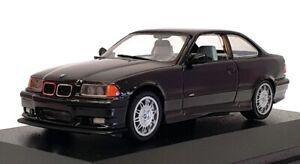 Minichamps 1/43 Scale Model Car 22301 - BMW M3 Coupe - Black