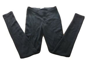 Icebreaker XS Base Layer Bottoms Black Merino Wool Pants Women's Extra Small