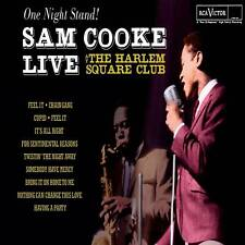Sam Cooke - One Night Stand Live At The Harlem Square Club vinyl LP IN STOCK