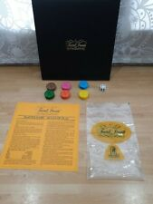 Trivial Pursuit Genus Edition Parts ~ Board + Movers + Wedges + Rules + Dice