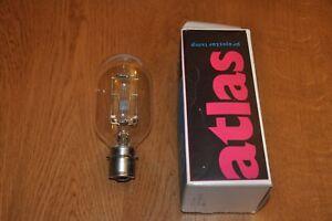 A1/58 Vintage Projector Lamp 250v 1000W P28s Atlas