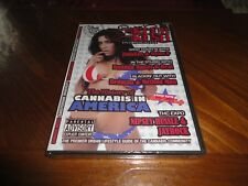 KLUB KUSH DVD MAGAZINE Vol 1 Urban Lifestyle Cannabis in America B-REAL Jadakiss