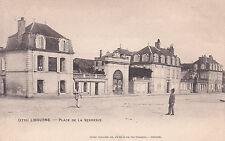 LIBOURNE 1770 place de la verrerie timbrée