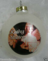 KATHY MATTEA  NEW 1997 Limited Edition Collectible Ornament  New