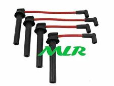 8MM RED SILICONE IGNITION HT LEADS WIRES BMW MINI ONE / COOPER / COOPER S MLR.CH