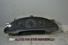1996 Cavalier - Speedometer Speedo Instrument Panel Gauges 54k Oem 3 Speed Auto