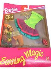 Vintage Barbie Earring Magic Fashions #4527
