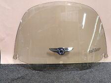 Harley Davidson Skull With Wings Logo Windshield for FLHT