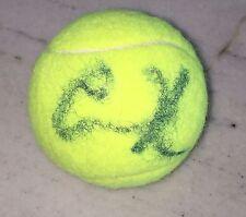 ANNA KOURNIKOVA SIGNED AUTOGRAPH TENNIS CHAMPION NEW TENNIS BALL WITH COA