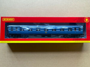 Hornby R4964 LMS Stanier Coronation Scot 65' RFO Coach No. 7507 (With Lights)