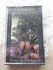 FLEETWOOD MAC - TANGO IN THE NIGHT - 1987 WARNER BROTHERS AUDIO CASSETTE ALBUM