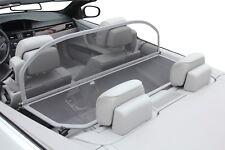 WIND DEFLECTOR BMW E93 3 SERIES CONVERTIBLE 2006-2013 WINDSTOP SCREEN GREY