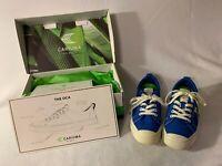Cariuma Brazil OCA Low Canvas Sneakers ~ Woman's 7 or Men's 5.5 ~ Barely Worn