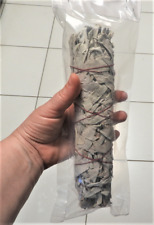 Large 110g (22cm) Smudge WHITE SAGE cleansing stick - spiritual House cleansing