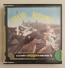 The Grand National - Super 8 - Rag Trade and Red Rum - Fletcher Films Ltd