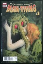 MAN-THING #3 (2017 MARVEL Comics) ~ VF/NM Comic Book