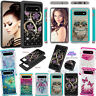 Hybrid Shockproof Bling Diamond Glitter Case Cover For Samsung Galaxy S10 / Plus