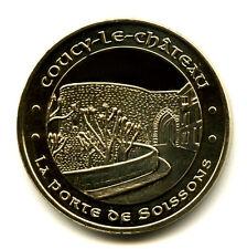 02 COUCY Porte de Soissons, 2011, Monnaie de Paris