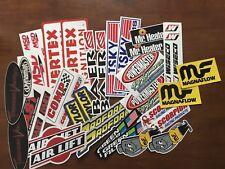 Racing Decals Trailer Mancave Tool Box Race Car 52 Decals NASCAR NHRA Stickers