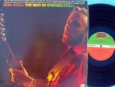 Stephen Stills ORIG OZ LP Best of EX '76 Atlantic Crosby Stills Nash Young