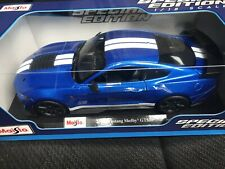 Maisto Special Edition 1:18 Scale Diecast Model Car 2020 Shelby Mustang GT 500