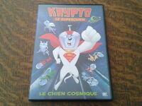 dvd krypto le superchien 5 episodes le chien cosmique