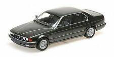 MINICHAMPS * BMW 730i ( E32 ) * 1986 * 1:18 * GREEN METALLIC * NEU & OVP
