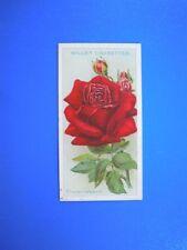 ORIGINAL CIGARETTE CARD: Wills - Roses - Charles Lefebvre No.50