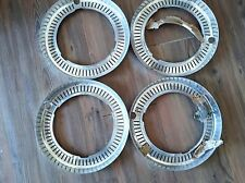 "Hillman Imp Wheel Dress Rings Mk1 Mk2 Mk3 NOS Genuine Rootes 12"" GT Sunbeam"