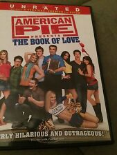 American Pie Presents: The Book of Love (DVD, 2009, Rated/Unrated)
