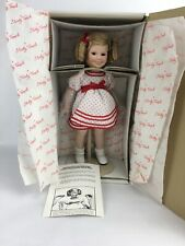 "The Danbury Mint Shirley Temple ""Stand Up And Cheer"" Doll Movie Memories Doll"