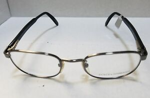 Dolce & Gabbana Eyeglasses RX DG 309 731 49-20 140 Black New Authentic