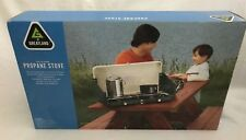 Greatland Outdoor Twin Burner 5000 BTU Propane Camp Stove Two Burners NIB