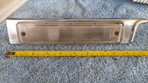 Lucas Light Lens, 803, LH, Jaguar. Tools. workshop, metalwork, garage, car, old.