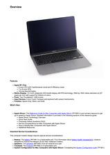 Apple MacBook Air 13-inch M1 2020 Technician Guide Service Manual