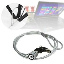 Anti-Theft Office Notebook Laptop Computer Desk Key Security Lock Chain Cable GL