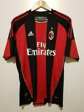 AC Milan 2010/2011 Home Jersey Football Shirt Adidas - Medium