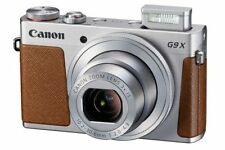 Appareils photo numériques argentés Canon