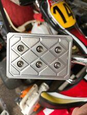 Brake Pedal Pad Kart Racing Briggs LO206 -Specify 13 mm or 14 mm pedal tube-