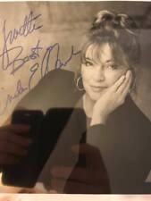 Linda Ellerbee Signed 8x10 Photo Autographed Vintage AUTO Signature