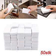 50x Putzschwamm Radierschwamm Schmutzradierer Magic Eraser Schwamm