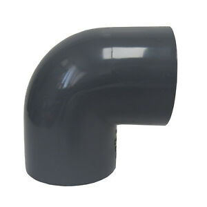 """New Sch 80 CPVC 1"""" 90 Degree Elbow Socket Connect"""