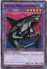 YU-GI-OH! AP06-IT021 SQUALO MANGIA-UOMINI COMUNE THE REAL_DEAL SHOP