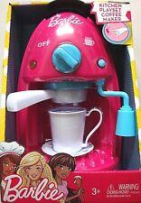 Barbie Kitchen Playset Coffee Maker