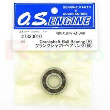 CRANKSHAFT BALL BEARING R 46VX,61-91VR,FS48 # OS27330010 O.S. Engines Parts