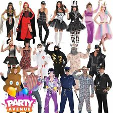 Adult Book Week Fancy dress Costumes Dress Up Lot