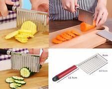 coupe couteau rape pomme de terre frite carotte concombre fruit acier inoxydable