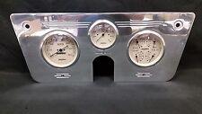 1967 1968 1969 1970 1971 1972 CHEVY TRUCK 3 GAUGE CLUSTER TAN