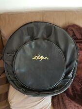 "Zildjian Leather Effect 22"" Cymbal Bag Case"
