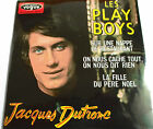 "JACQUES DUTRONC - CD SINGLE ""EP"" ""LES PLAY BOYS"" - NEUF SOUS BLISTER"